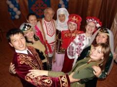 Русские и Казахи