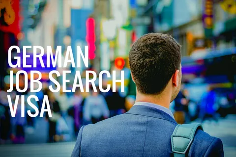 Как иностранцу в том числе из России найти работу в Германии?